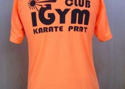 Camiseta Igym - Por detras