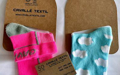 Fabricación de un calcetín